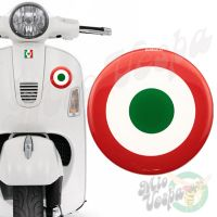 Italian Air Force Target 3D Decal for all Vespa models Front or Side Mod